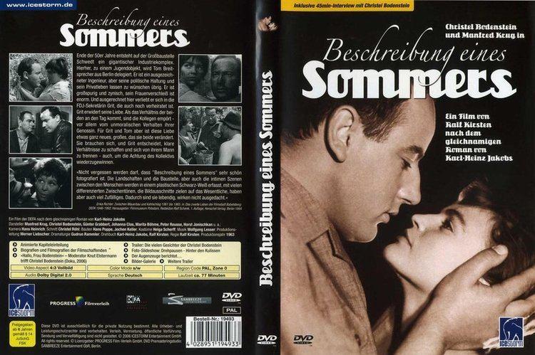 Beschreibung eines Sommers Beschreibung eines Sommers DVD oder Bluray leihen VIDEOBUSTERde