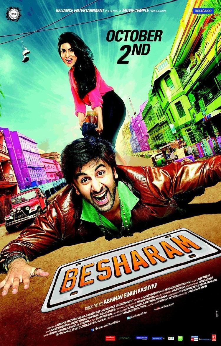 Besharam 2013 Hindi Movie Watch Online Filmlinks4uis