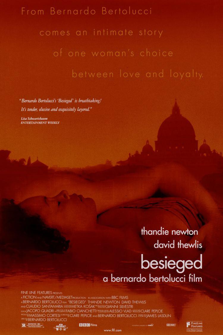 Besieged (film) wwwgstaticcomtvthumbmovieposters22458p22458