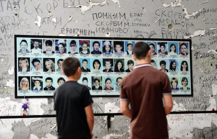 Beslan school siege Never Forget 11 Years Since Beslan School Hostage Crisis