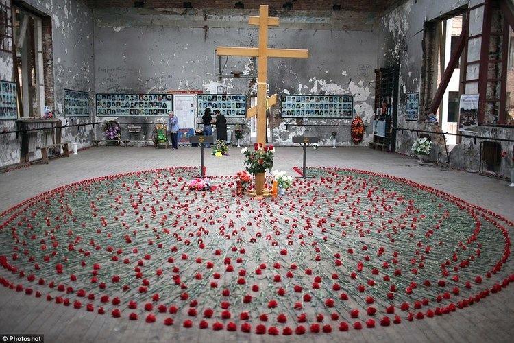 Beslan school siege Beslan school hostage crisis survivors39 decade of hell Daily Mail