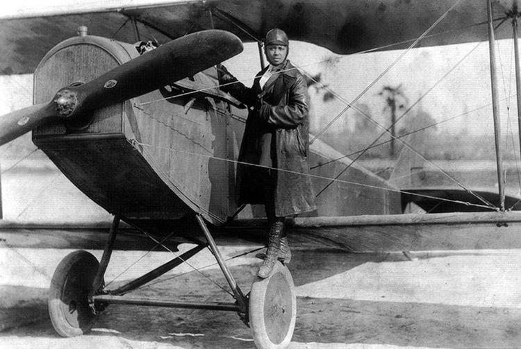 Bessie Coleman Bessie Coleman Wikipedia the free encyclopedia