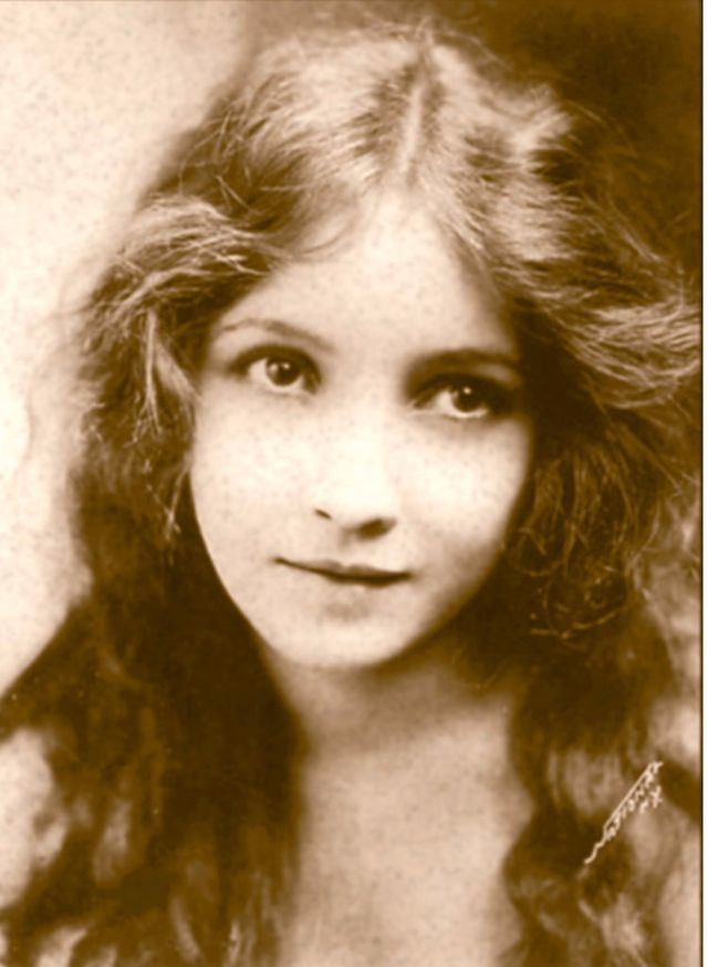 Bessie Love Bessie Love Innocent Flapper of American Motion Picture in the