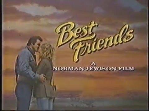 Best Friends (1982 film) Best Friends 1982 TV Spot YouTube