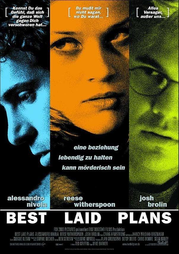 Best Laid Plans (1999 film) Best Laid Plans Soundtrack details SoundtrackCollectorcom