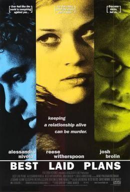 Best Laid Plans (1999 film) Best Laid Plans 1999 film Wikipedia