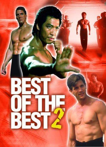 Best of the Best II Best Of The Best 2 DVD Amazoncouk Eric Roberts Phillip Rhee
