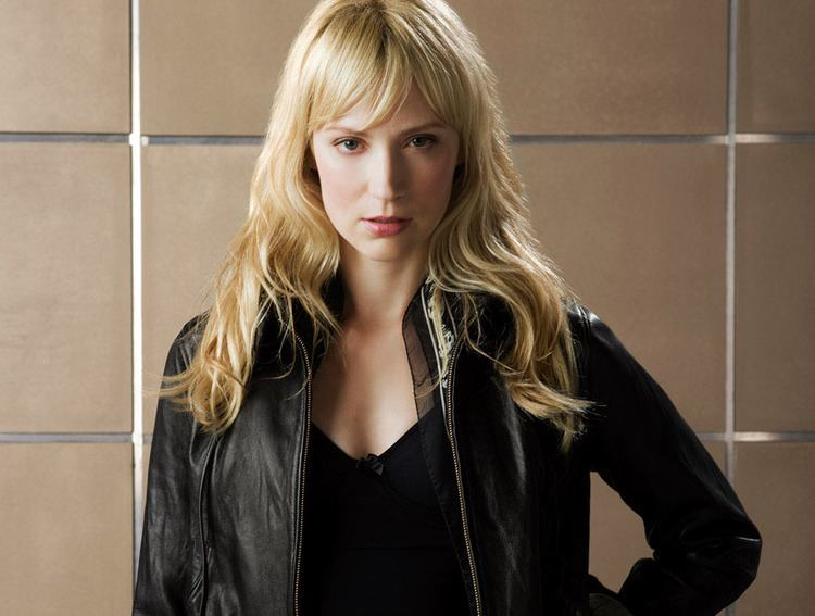 Beth Riesgraf Timothy Hutton and Beth Riesgraf Interview LEVERAGE Collider