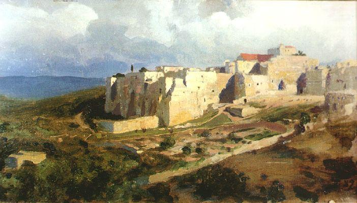 Bethlehem in the past, History of Bethlehem