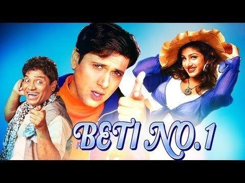 Beti No 1 1 Govinda Rambha Johnny Lever Hindi
