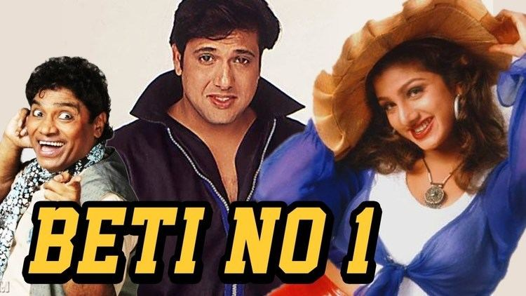 Beti No 1 2000 Full Hindi Movie Govinda Rambha Aruna Irani