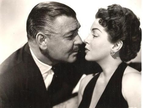 Betrayed (1954 film) movie scenes Clark Gable reigned as the King of the MGM lot for 23 years He felt safe on that big lot protected by their scripts and directors and the familiar faces
