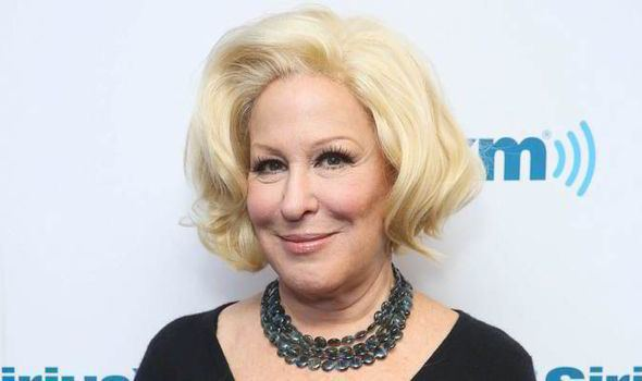 Bette Midler Bette Midler will play her first UK tour since 1980