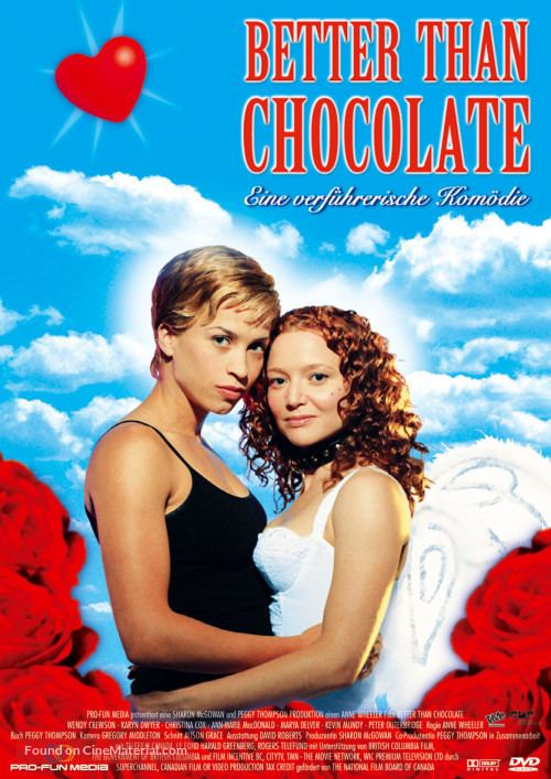 Better Than Chocolate Rainbow Cinema film was Better than Chocolate The Daily Campus