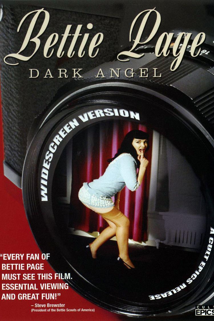 Bettie Page: Dark Angel wwwgstaticcomtvthumbdvdboxart9080973p908097