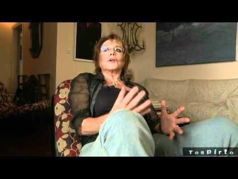 Betty Arvaniti Greek Interview Betty Arvaniti 2010