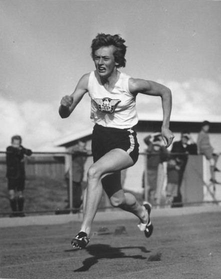 Betty Cuthbert Parramatta Hails It39s Golden Girl Betty Cuthbert