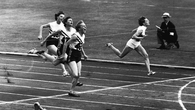 Betty Cuthbert Australian Olympic sprinting champion Betty Cuthbert one