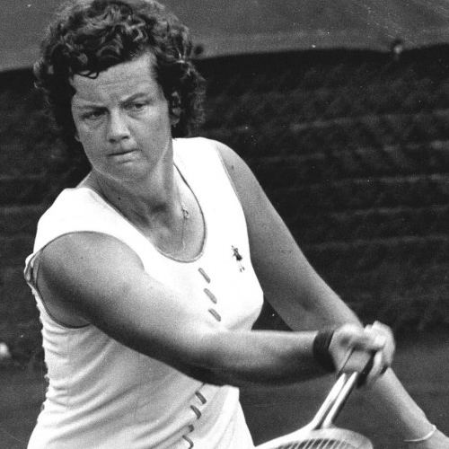 Betty Stove Dutch Tennis Player Betty Stove The Tennis Freaks