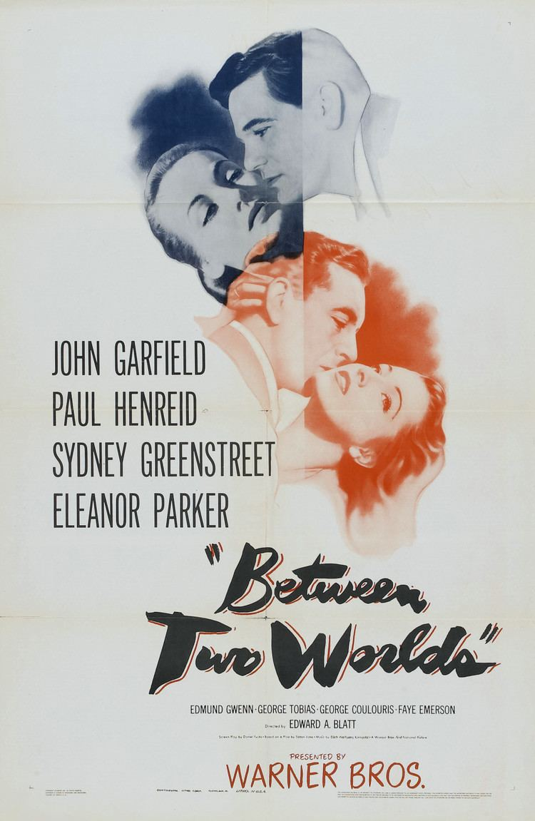 Between Two Worlds (1944 film) Between Two Worlds 1944 The Motion Pictures