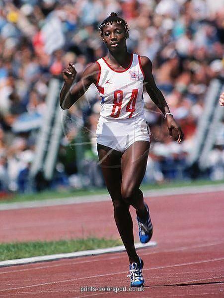 Beverley Goddard Beverley Goddard at the 1980 Moscow Olympics Athletics 1980