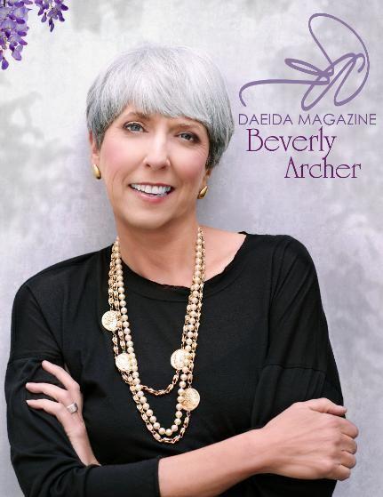 Beverly Archer  - 2021 Grey hair & chic hair style.