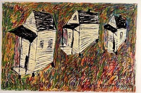Beverly Buchanan Beverly Buchanan Richard39s Home Pollock Krasner Image