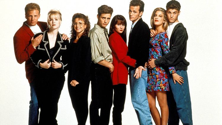 Beverly Hills, 90210 Beverly Hills 9021039 Cast Then amp Now 16 Years After the Series Finale