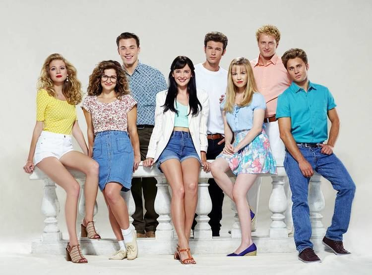 Beverly Hills, 90210 10 Ways Lifetime39s Unauthorized Beverly Hills 90210 Story