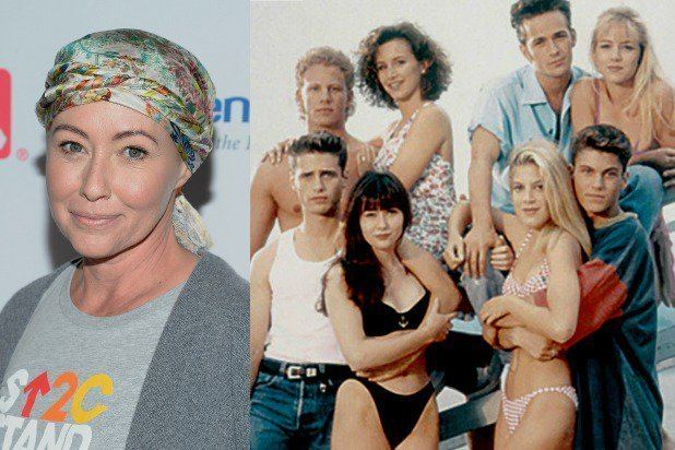 Beverly Hills, 90210 Beverly Hills 9021039 Alums Tribute CancerStricken Shannen Doherty