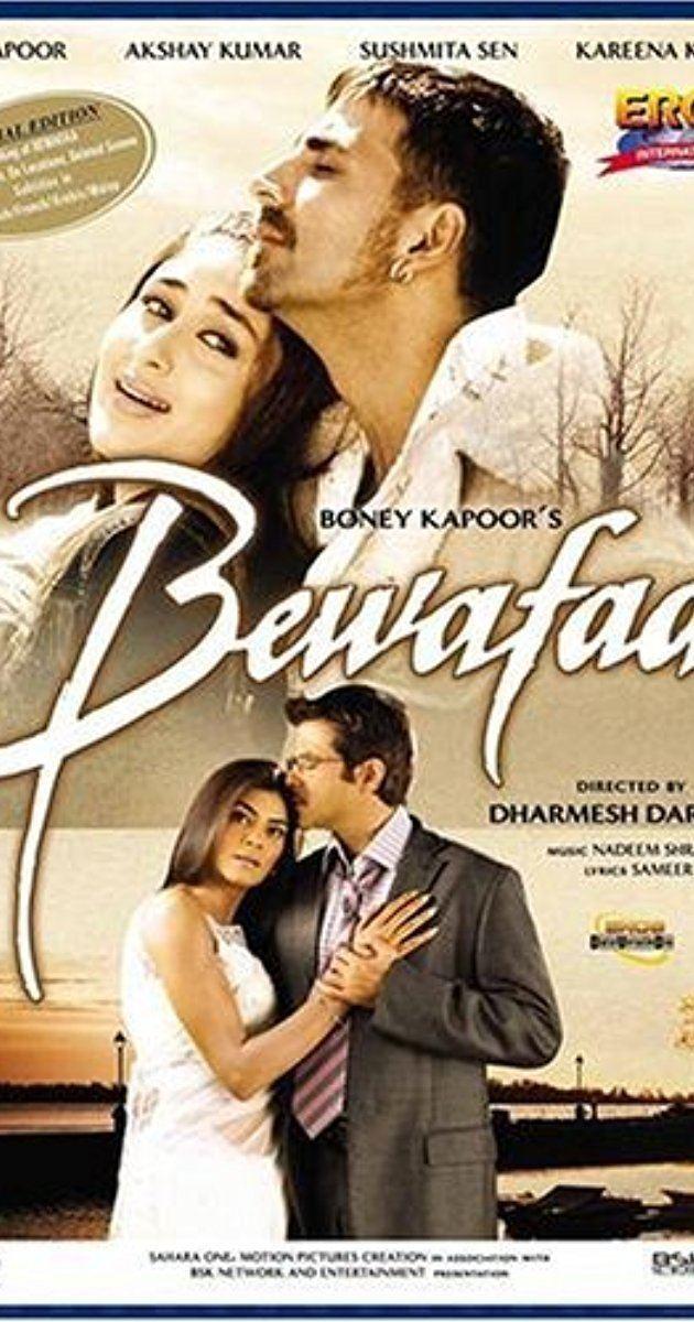 Bewafaa (2005 film) Bewafaa 2005 IMDb