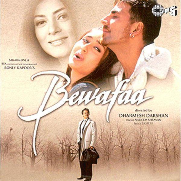 Bewafaa (2005 film) Bewafaa 2005 Movie Mp3 Songs Bollywood Music