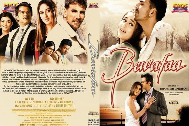 Bewafaa (2005 film) Bewafaa 2005 Hindie movie subtitle indonesia Vidiocom