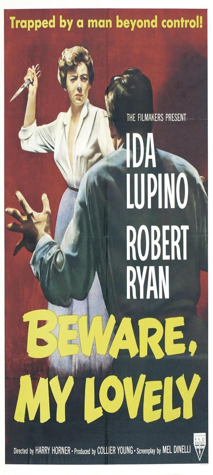 Beware, My Lovely Escravo de Si Mesmo Beware My Lovely Harry Horner 1952 Quixotando