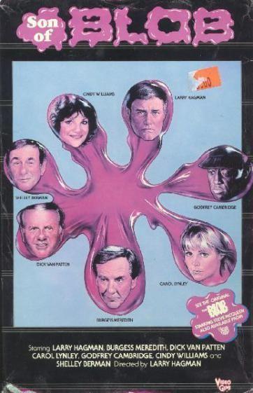 Beware! The Blob Beware The Blob aka Son of Blob 1972 Mikes Take On the Movies