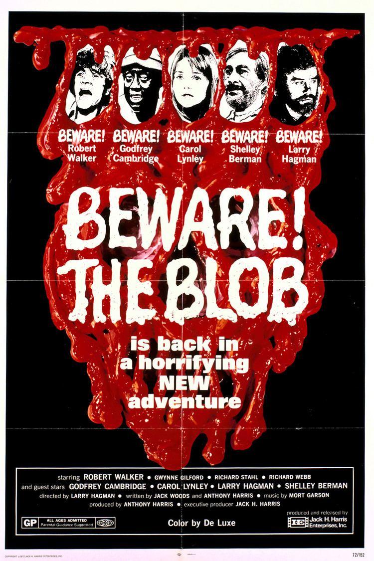 Beware! The Blob wwwgstaticcomtvthumbmovieposters6609p6609p