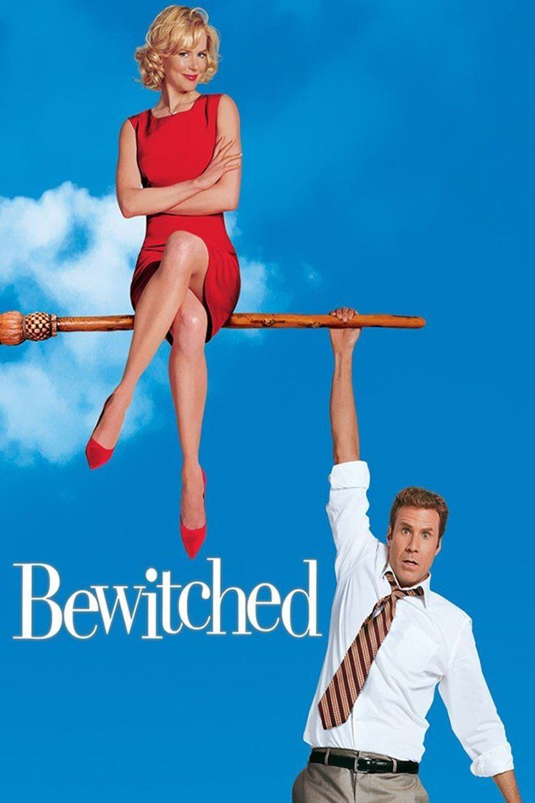 Bewitched (2005 film) wwwgstaticcomtvthumbmovieposters35904p35904