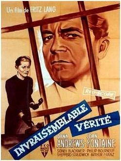 Beyond a Reasonable Doubt (1956 film) Beyond a Reasonable Doubt Movie 1956