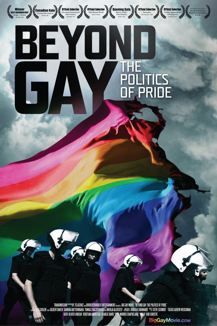 Beyond Gay: The Politics of Pride wwwgstaticcomtvthumbmovieposters8105324p810