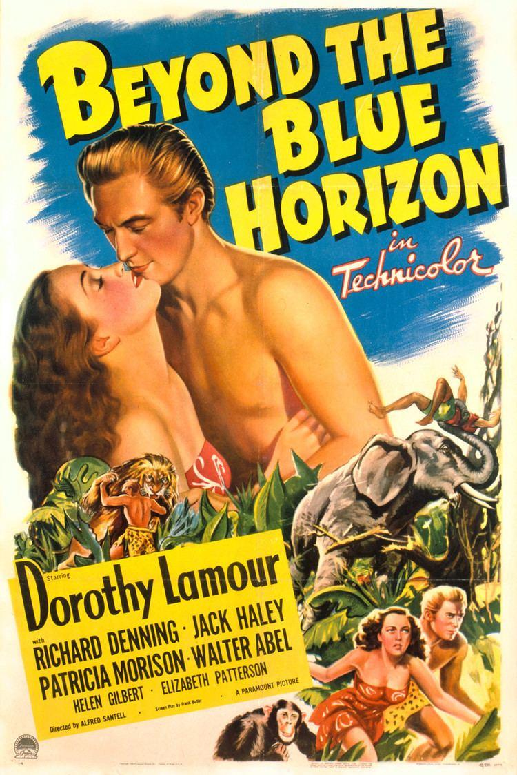 Beyond the Blue Horizon (film) wwwgstaticcomtvthumbmovieposters42175p42175
