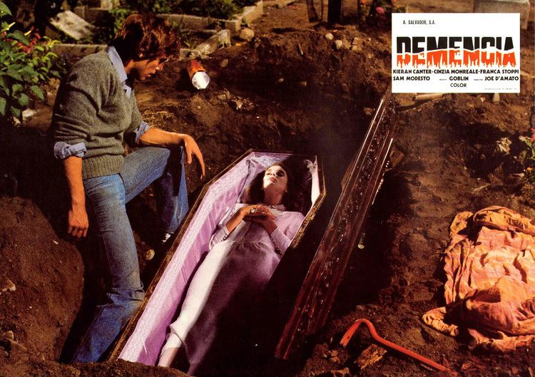 Beyond the Darkness (film) Beyond the Darkness Italy 1979 HORRORPEDIA