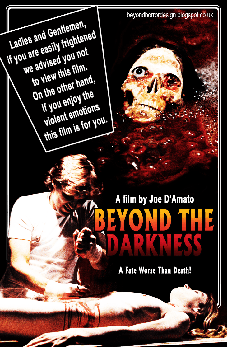 Beyond the Darkness (film) Beyond the Darkness Particularly vile and creepy video nasty And