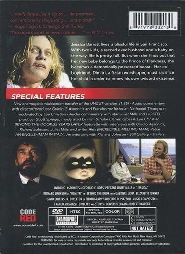 Beyond the Door (1974 film) Beyond The Door DVD 1974 Juliet Mills BUY NOW RareDVDsBiz