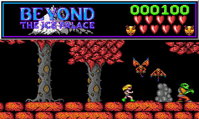 Beyond the Ice Palace Dazeland Amiga games Beyond the Ice Palace