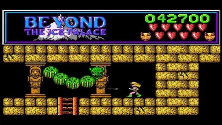Beyond the Ice Palace Beyond the Ice Palace Completed No Miss Amiga YouTube