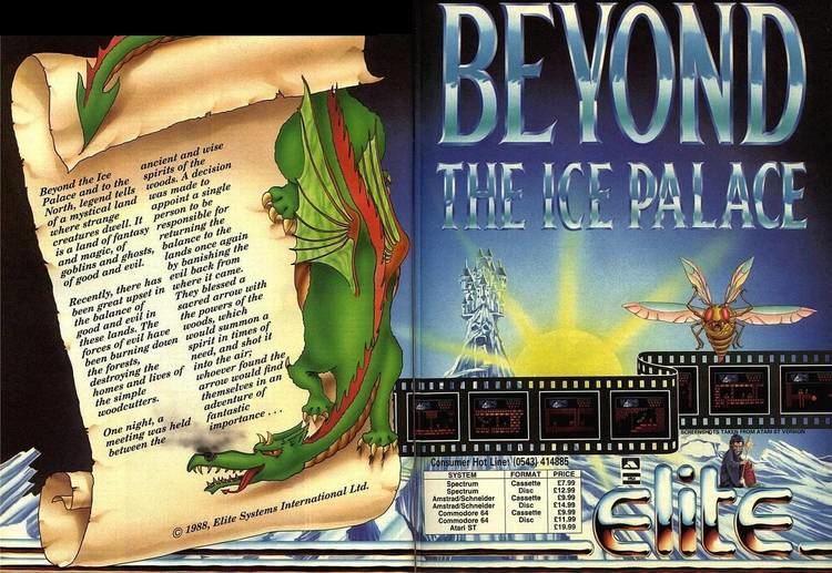 Beyond the Ice Palace Beyond The Ice Palace Amiga Music YouTube