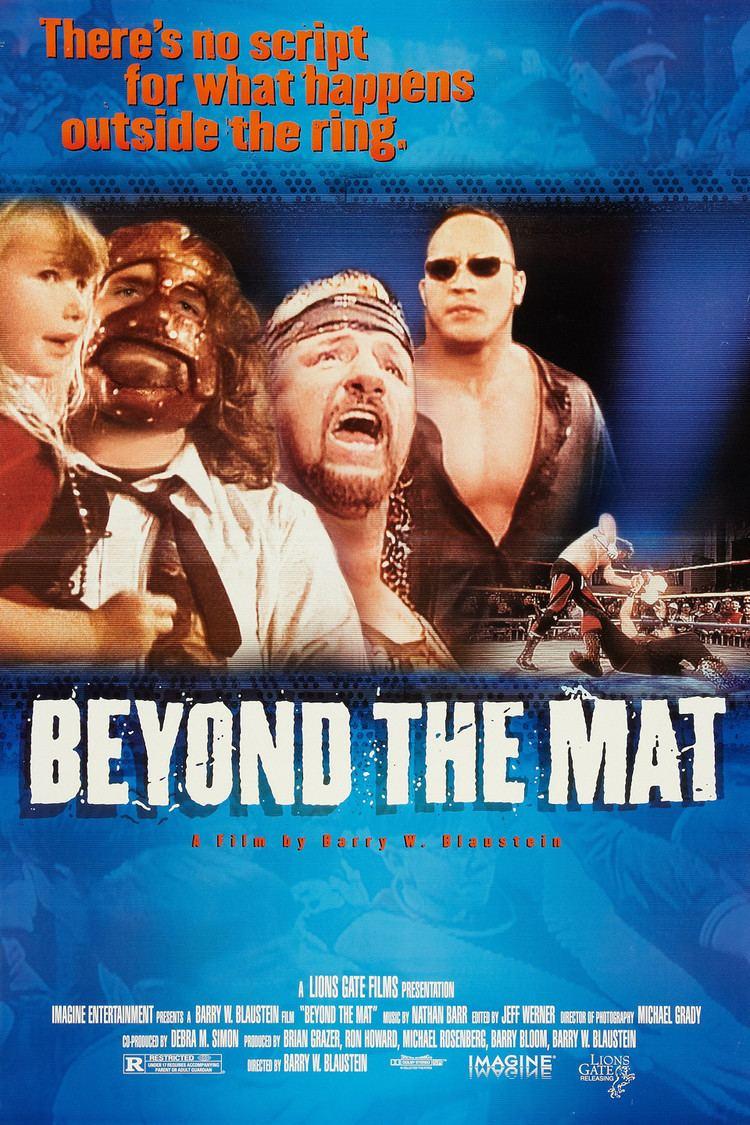 Beyond the Mat wwwgstaticcomtvthumbmovieposters24212p24212