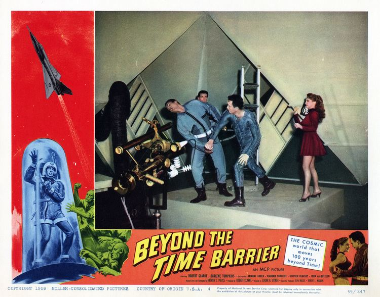 Beyond the Time Barrier Archive Photo Viewer