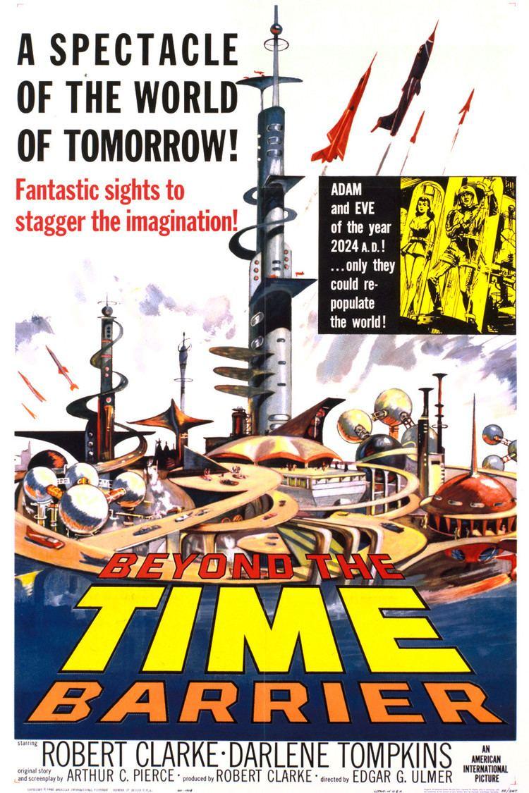 Beyond the Time Barrier wwwgstaticcomtvthumbmovieposters5001p5001p