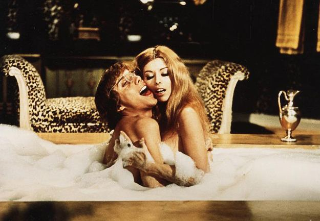 Beyond the Valley of the Dolls movie scenes Beyond the Valley of the Dolls 1970
